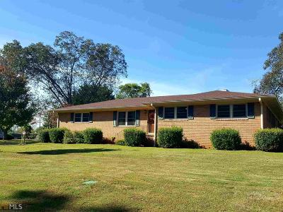 Hartwell Single Family Home For Sale: 200 Janice Dr #Tract A