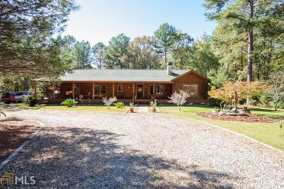 Butts County, Jasper County, Newton County Single Family Home For Sale: 11909 Highway 212