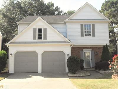 Roswell Single Family Home Under Contract: 5030 Foxberry Ln
