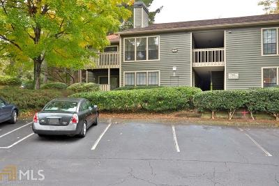 Smyrna Condo/Townhouse For Sale: 2676 Vinings Central Dr