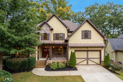 Smyrna Single Family Home Under Contract: 2629 Grady St