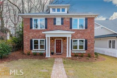 Decatur Single Family Home Back On Market: 148 Maediris Dr
