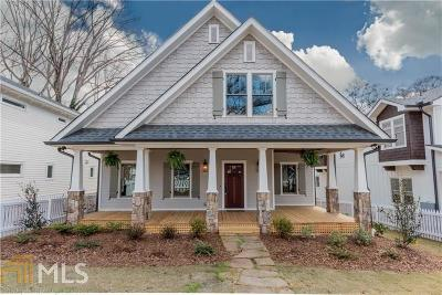 Decatur Single Family Home Back On Market: 152 Maediris Dr