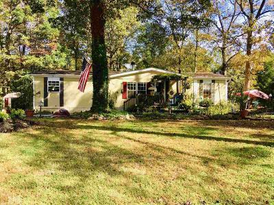 Acworth Single Family Home For Sale: 7274 Staton