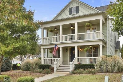 Peachtree City Single Family Home Under Contract: 101 Centennial
