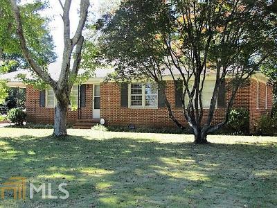 Monroe Single Family Home New: 125 Bryant Rd