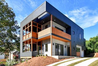 Grant Park Single Family Home For Sale: 780 Mercer St