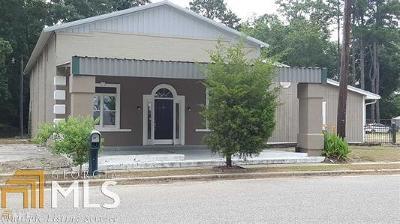 Brooklet Single Family Home For Sale: 7580 Leefield Stilson