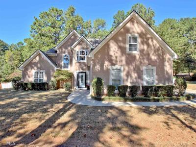 Newnan Single Family Home Under Contract: 80 Chapman Oak Dr
