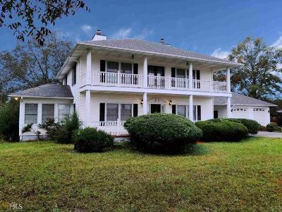 Barnesville Single Family Home New: 965 Fredonia Church Rd