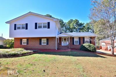 Lawrenceville Single Family Home New: 2148 Walker Dr