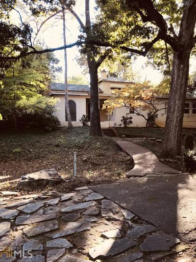 Smyrna Single Family Home Under Contract: 3410 SE Atlanta Rd