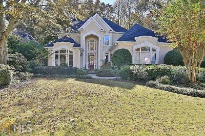 Alpharetta Single Family Home For Sale: 1330 Hillcrest Hts