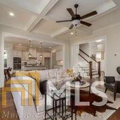 Marietta Single Family Home New: 1769 Rockwater Rd
