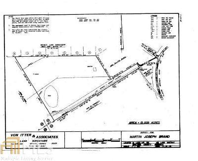 Loganville Residential Lots & Land For Sale: 2510 Milton Bryan Dr