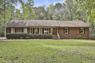 Fayetteville Single Family Home Under Contract: 105 Joe Bray Rd