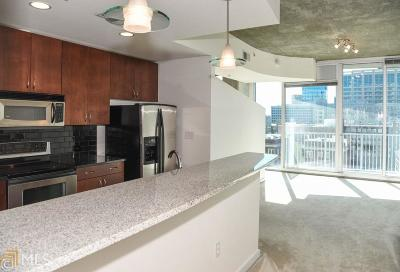 Spire Condo/Townhouse Under Contract: 860 Peachtree St #808