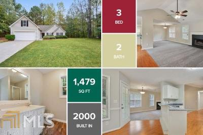 Loganville Single Family Home New: 430 Windermere Dr