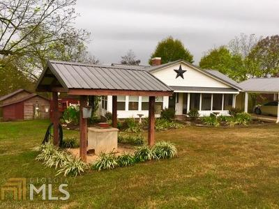 Stephens County Single Family Home Under Contract: 116 Kay Dr