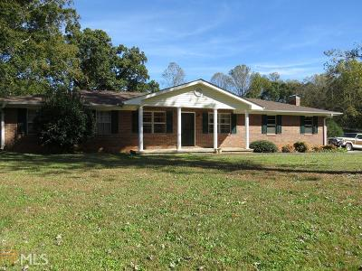Stephens County Single Family Home Under Contract: 91 Pebble Creek Dr