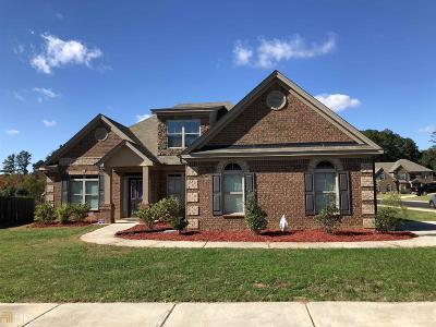 Jonesboro Single Family Home New: 9840 Chappell Ln