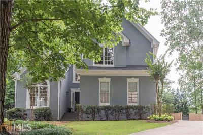 Suwanee Single Family Home New: 3720 Chartwell