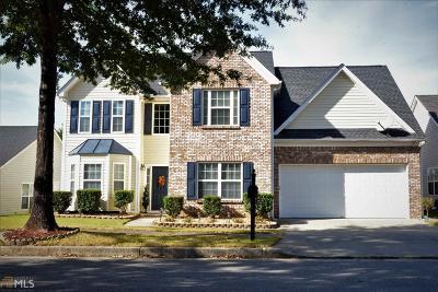 Buford Single Family Home New: 3571 Bogan Mill
