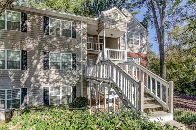 Roswell Condo/Townhouse Under Contract: 306 Teal Ct