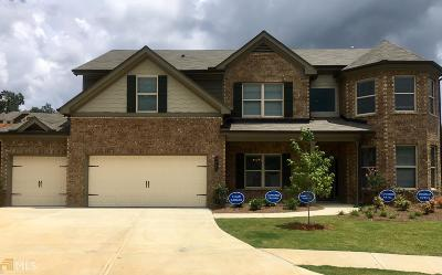 Buford Single Family Home New: 3853 Golden Gate Way #52