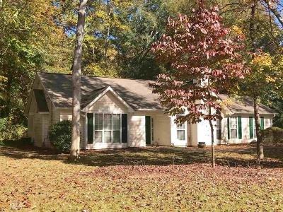 Newnan Single Family Home For Sale: 80 Sawgrass Manor Dr