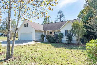 Gordon, Gray, Haddock, Macon Single Family Home Back On Market: 299 Overland Way