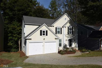 Johns Creek Single Family Home Under Contract: 11035 Glennbar Dr