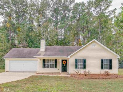 Butts County Single Family Home New: 174 Barnetts Bridge