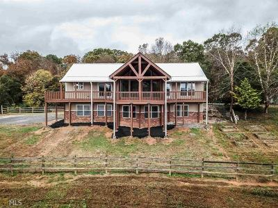 Gordon County Single Family Home For Sale: 811 Knight Bottom Rd