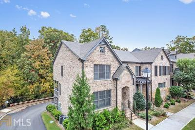 Johns Creek Condo/Townhouse New: 9072 Tuckerbrook Ln