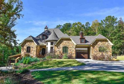 Coweta County, Fayette County, Henry County Single Family Home New: 54 Pembrooke