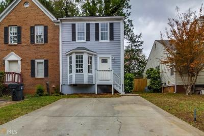 Norcross Condo/Townhouse Under Contract: 4063 Settlers Hill Way