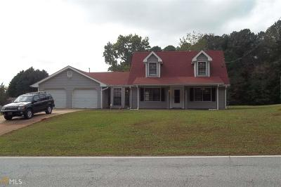 Conyers Single Family Home For Sale: 3755 Ebenezer Rd