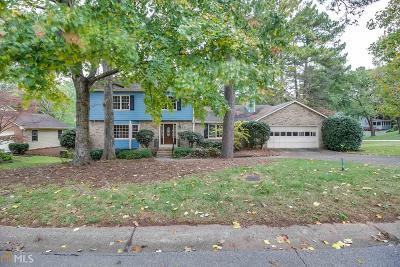 Tucker Single Family Home Under Contract: 986 Arlington Dr