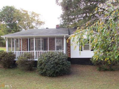 Smyrna Single Family Home Under Contract: 1032 Manor Dr