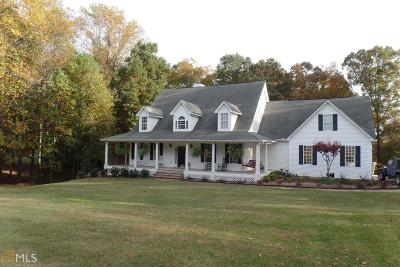 Carroll County Single Family Home Under Contract: 1495 Stripling Chapel Rd