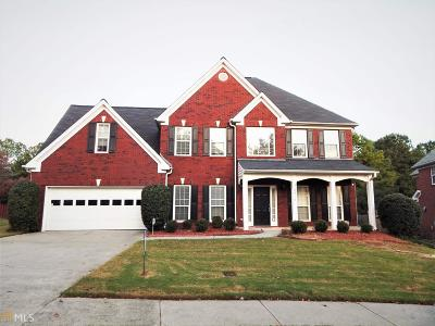 Suwanee Single Family Home New: 2815 Factor Walk Blvd