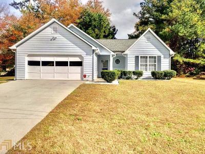 Ellenwood Single Family Home Under Contract: 2407 Boulder Springs
