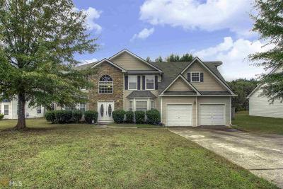 Conyers Single Family Home New: 2463 Wall