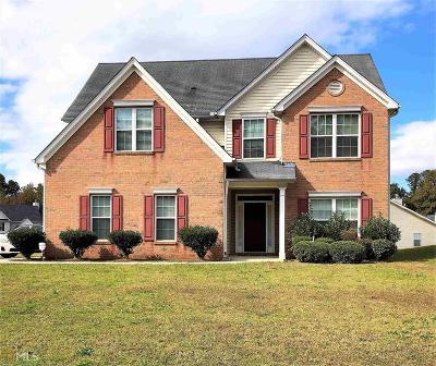 Ellenwood Single Family Home Back On Market: 5601 Victoria Pl