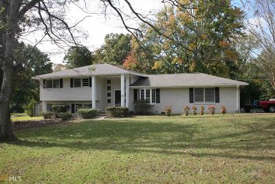 Fayetteville Single Family Home For Sale: 170 Gilbert Rd