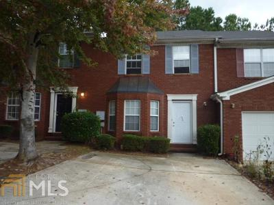 Lithonia Condo/Townhouse For Sale: 5724 Windfall Ln