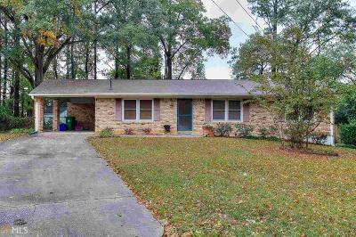 Tucker Single Family Home Back On Market: 4275 Westbrook Ct
