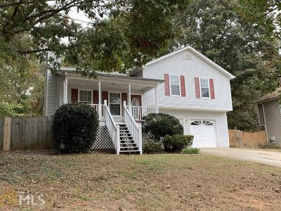 Flowery Branch  Single Family Home New: 5318 Highpoint Rd