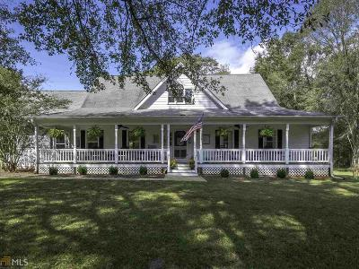 Single Family Home Under Contract: 1321 Twin Oaks Trl